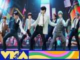 اولین اجرای آهنگ جدید & 039;& 039;Dynamite& 039;& 039; از BTS بیتیاس در مراسم 2020 VMAs
