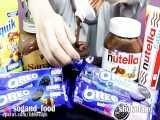 چالش آسمر سوگند فود / آسمر ۱ کیلو شکلات