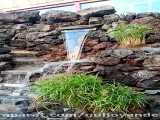 اجرای آبشار اجرای آبنما با سنگهای کوهی صخره ای 09124026545