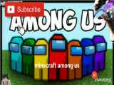 minecraft mode among us | مود امانگ اس