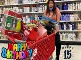 مری و ایزی »»» خرید برای جشن تولد 15 سالگی مری