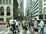 نه (9) دقیقه رانندگی در شهر شیکاگو آمریکا | (خیابانهای جهان 68)