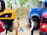 ماشین بازی / اسباب بازی / ماشین آتش نشانی ، بیل مکانیکی ، کمپرسی 281