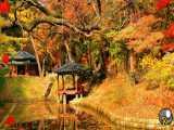 آهنگ باغ رویاها - بسیار آرامش بخش و زیبا - با تصاویر بسیار زیبای پاییزی