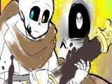داستان اینک سنس_Undertale/Inktale~Ink& 039;s story comic(کمیک آندرتیل)