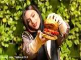 اسمر فود مونا فود رستوران گردی همبرگر و فست فود گِرِی فود
