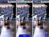 مقایسه گرافیکی بازی ها در xbox 360  xbox one  xbox series x