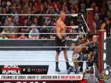 رویال رامبل 2020 / wwe Royal Rumble 2020