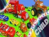 کارتون اسباب بازی - ماشین های اسباب بازی کیوت -  بازی و سرگرمی