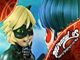 ماجراهای میراکلس لیدی باگ - دخترکفشدوزکی در مقابل حباب ساز -  انیمیشن