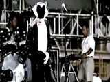 مایکل جکسون تمرین رقص