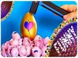 ترفندهای فان و بامزه - شکستن تخم مرغ طلایی -  تفریحی و سرگرمی