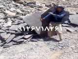فروش سنگ ورقه ای سنگ لاشه 09126718261 از معدن دماوند بدونی واسطه