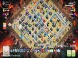 کلش اف کلنز آموزش اتک تان 14 Clash of Clansگیمر
