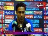 فرهاد مجیدی: پاداش گل نخوردن برای بازیکنان استقلال دو برابر پاداش برد است