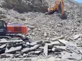 فروش سنگ لاشه سنگ ورقه ای سنگ مالون 09126718261 مستقیم از معدن بدونی واسطه