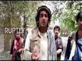 نبرد نیروهای امنیتی افغانستان با طالبان برای دفاع از طالقان