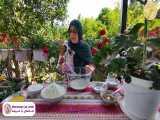 کلوچه - خاله امجد - آشپزخانه گل تی تی