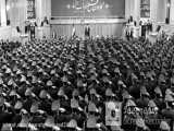 اجرای سرود مقدس جمهوری اسلامی توسط گروه رزم نوازان نیروی هوایی ارتش