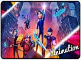 دانلود انیمیشن غول کش ها ظهور تایتان ها - Trollhunters Rise of the Titans 2021